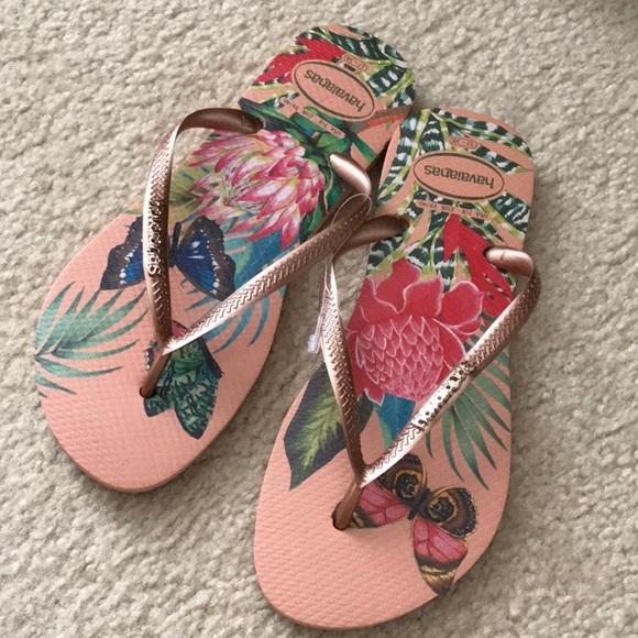 Havaianas Slim Tropical Sunset Sandal